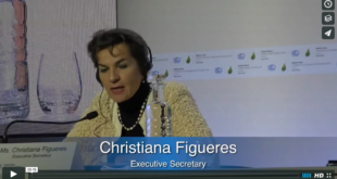 Mother Channel – www.motherchannel.com - COP21 - COP21 Christiana Figueres