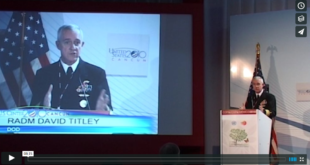 COP 16 RADM.TITLEY GLOBAL WARMING,POLAR ICE MELT, RISING SEA LEVELS, OCEAN ACIDIFICATION
