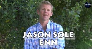 ENN - Jason Sole presenting Global Drought release image