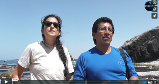Peruvian Fishing community on Sustainable community based fishing & passive onshore kelp