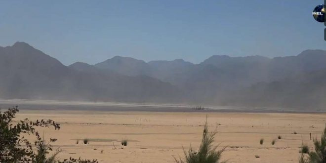 cape town drought theewaterskloof image