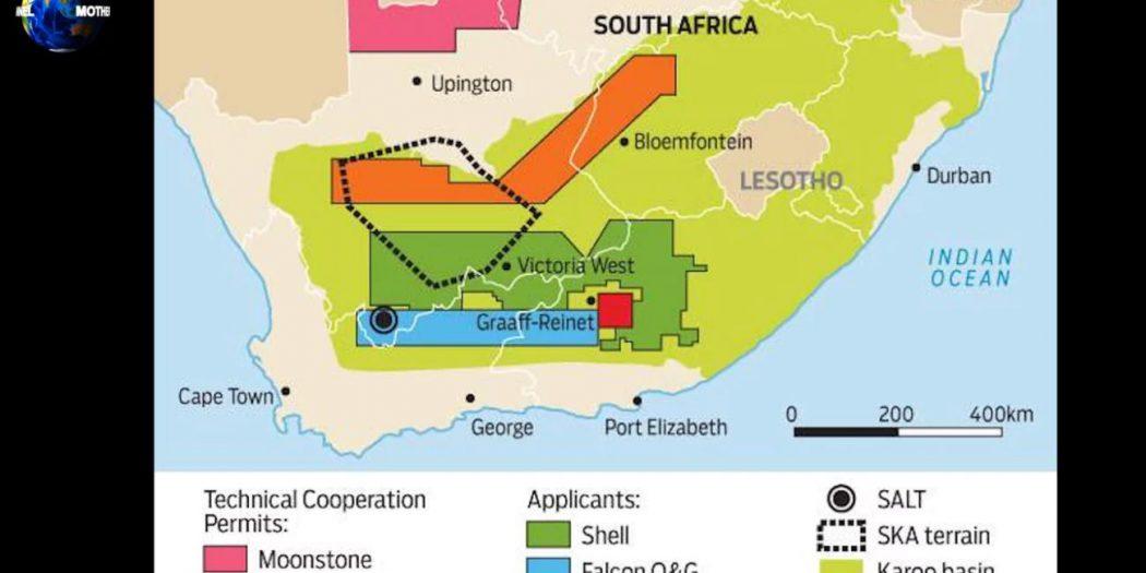 Fracking Disaster Karoo Image