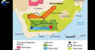 Fracking Disaster Karoo Image