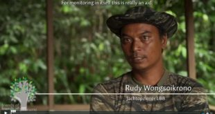 Mother Channel | COP23 | Drone training Conservation International Suriname ENG