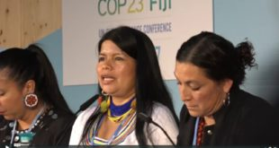 MOTHER CHANNEL | COP 23 WOMEN'S CLIMATE ACTION NETWORK PART TWO