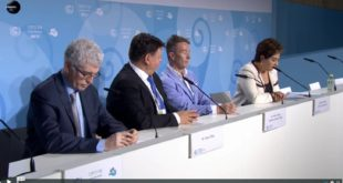 MOTHER CHANNEL | Cop23 WMO signs cooperation agreement with UN Climate Change